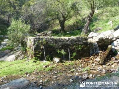 Cuerda de Cuelgamuros - Senderismo Ávila - Ruta Madrid; pueblos con encanto madrid